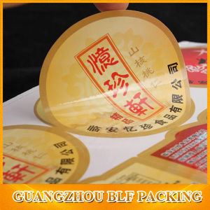 Glossy Paper Adhesive Sticker (BLF-S075) pictures & photos