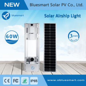 60W Solar LED Garden Light with Remote Control pictures & photos