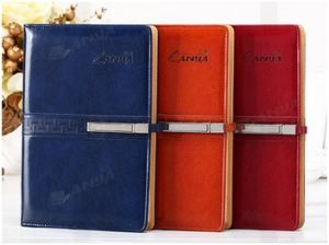 Looping Paperback Notebook Series, Notebook Soft-Cover Customized Logo