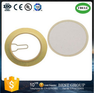 Ft-27t-2.5A1 Chinese Piezo Element Ceramic Piezo Element Piezoelectric Diaphragms (FBELE) pictures & photos