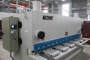 QC11k CNC Metal Shear Machine pictures & photos