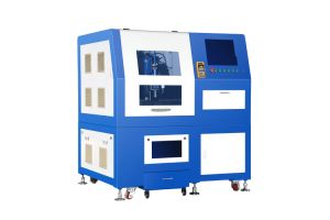 500W Fiber Metal Laser Cutting Machine for Steel, Stainless pictures & photos