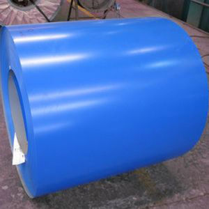 Blue Prepainted Galvalume Coated Steel Coil From Jiacheng Steel