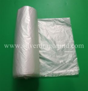 Custom Green Kitchen Trash Bag on Roll, Low Price pictures & photos