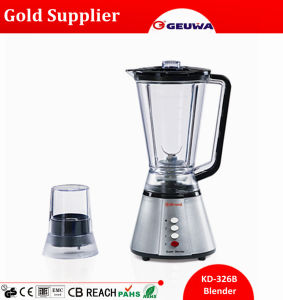 Hot Sale Luxury Portable 300W Professional Blender Kd-326b 2 in 1 pictures & photos