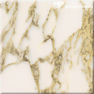 Polished Arabescato Carrara Marble Slabs for Flooring & Wall (MT087) pictures & photos
