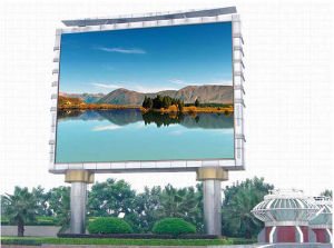 Outdoor P8 SMD Full Color Waterproof LED Video Wall pictures & photos