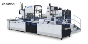 Rigid Box Making Line/Machine (ZK-660A) Passed CE pictures & photos