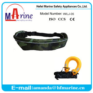 Ec Certificate Camouflage Inflatable Swimming Belt pictures & photos