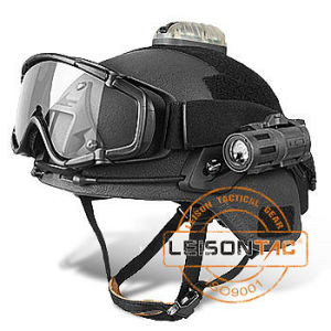 Ballistic Helmet Set with Accessory Rail Connectors pictures & photos