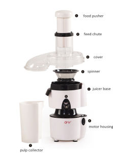 4 In1 Multifuncton Food Processor: Juicer, Blender, Grinder, Mincer pictures & photos