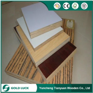 Eco-Friendly Melamine Marine Paper Decoration Furniture Board MDF pictures & photos