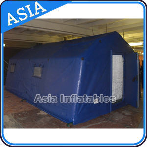 Small Inflatable Military Tent, PVC Fabric Camping Tent for Event, Outdoor Emergency Response Shelter, Inflatable Temporary Shelter Tent for Camping pictures & photos
