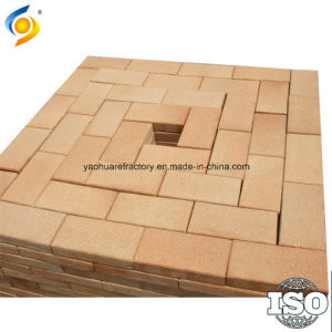 Chimney Lining Glaze Refractory Brick pictures & photos