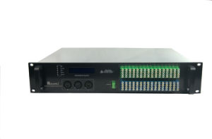 CATV Combiner Multi Ports Wdm CATV Amplifier Pon+CATV Fwap-1550h-64X15 pictures & photos
