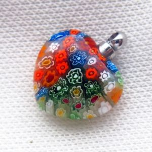 Cremation Pendant Glass Urn Jewelry Pendant pictures & photos