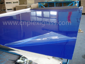 Color Extruded Acrylic Mirror Sheet for Wall/Partition pictures & photos