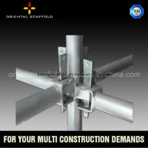 Hot DIP Galvanized Kwikstage Scaffolding Vertical Standard pictures & photos