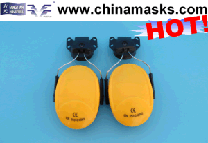 Hearing Protection Safety Industrial Earmuff with CE pictures & photos