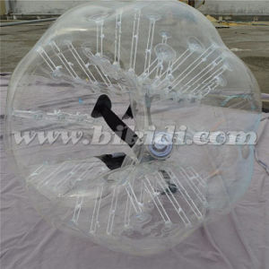 TPU Transparent 1.0m Dia Human Bubble Ball Ball for Football D5022 pictures & photos