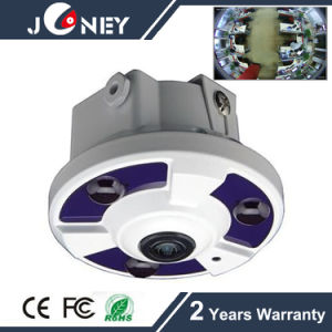 360 Degree Rotation CCTV Camera with Panoramic Lens 1.3 Mega Pixel pictures & photos
