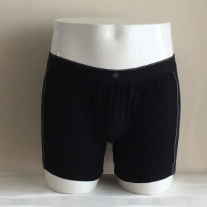 Custom Great Quality Plain Cheap Mens Boxer pictures & photos