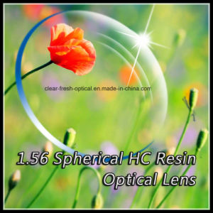1.56 Spherical Hc Resin Optical Lens pictures & photos