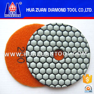 "4"" Dry Polishing Pads for Concrete pictures & photos"