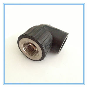 HDPE Fittings of 90deg Equal Female Elbow for Water Supply pictures & photos