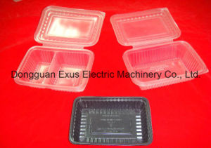 Semi-Automatic Thermoforming Machine for Fast - Food Tray pictures & photos