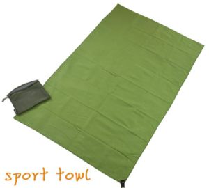 Ultra Soft Quick Dry Microfibre Sport Towel (BC-MT1031) pictures & photos