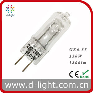 Halogen Lamp Jcd Gx6.35 150W 220V 230V 240V pictures & photos