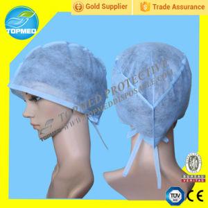 SBPP Disposable Surgeon Cap with Elastic pictures & photos