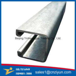Custom Galvanized Steel Strut C Channel pictures & photos