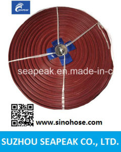 Brown PVC Discharge Hose pictures & photos