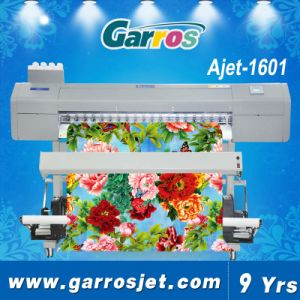 Factory Price! 3D Sublimation Polyester Fabric Printer Garros Digital Garment Printer with Dx5 Head 1440dpi pictures & photos