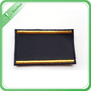 Selling Best Customized Your Logo Embroidery Patch with Stitched Border pictures & photos