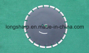 Diamond Saw Blade For Cut Asphalt pictures & photos