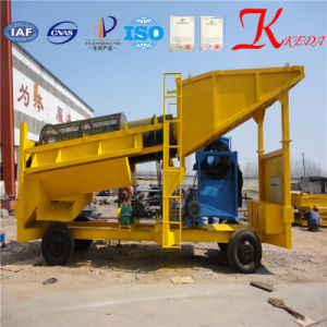 50-300 Ton Per Hour Gold Washing Trommel for Sale pictures & photos