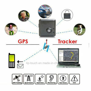 Newest Mini GPS Tracker with Sos Button (V8S) pictures & photos