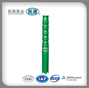 Qj Stainless Steel Deep Well Submersible Electric Pump pictures & photos