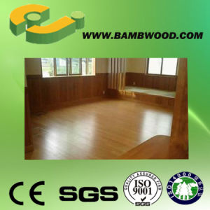 Cheap Strand Woven Bamboo Flooring (Carbonized) pictures & photos