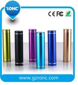 Promotion Gift Rechargeable High Quality Power Bank 2600mAh pictures & photos