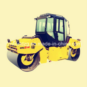 14 Ton Compactor with Tandem Drums pictures & photos