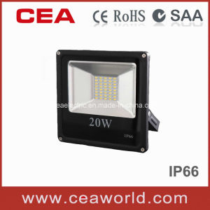 CE&RoHS Approved SMD5730 Slim LED Flood Light 20W pictures & photos