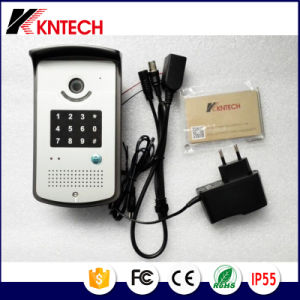 IP Access Control System Ensures Door Phone Knzd-42vr Kntech pictures & photos