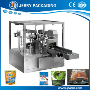 Food Rotary Given Bag Package Packaging Packing Machine pictures & photos