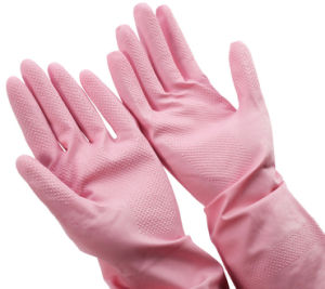 Household Glove, Working Glove, Rubber Glove pictures & photos