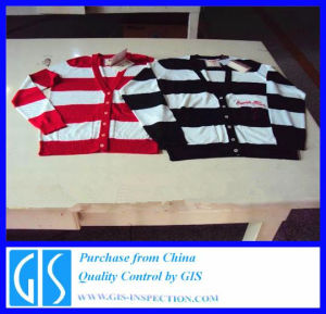 Quality Control for Sweater in China/Garment Inspection pictures & photos