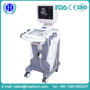 Cheap Trolley Digital Ultrasound B Scanner pictures & photos